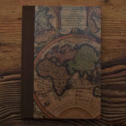 Zápisník A4